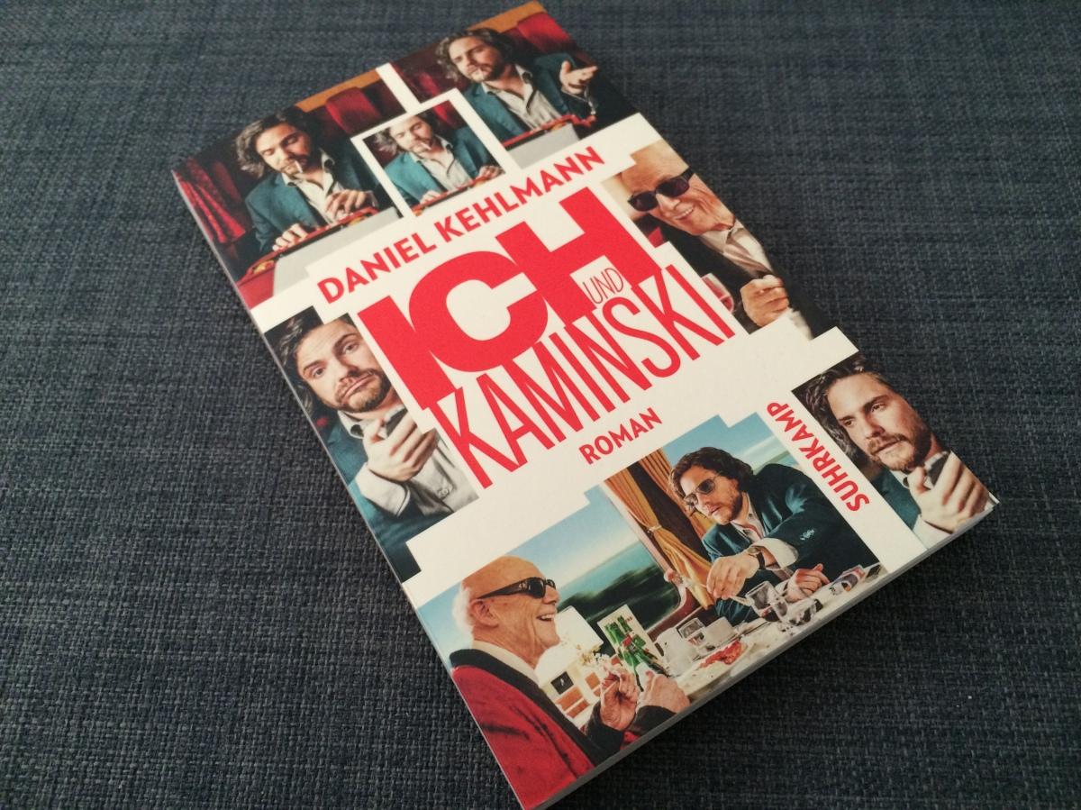 Rezension – Ich und Kaminski von DanielKehlmann