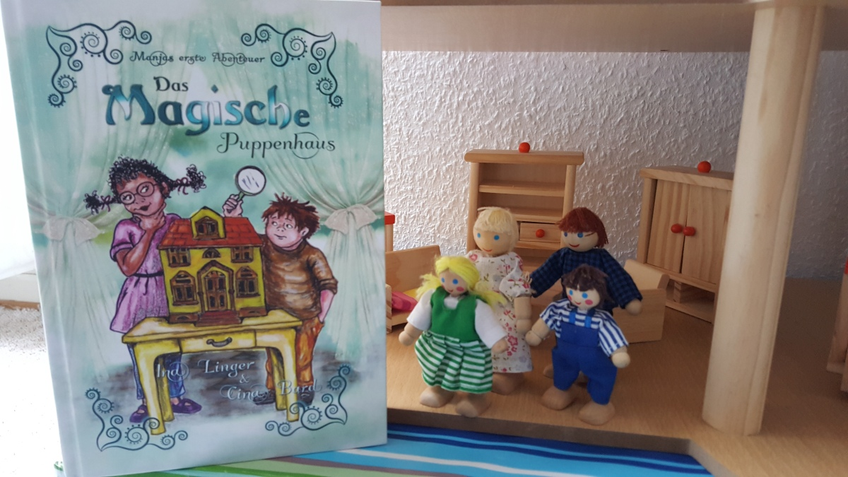 Rezension – Das magische Puppenhaus von Ina Linger und CinaBard