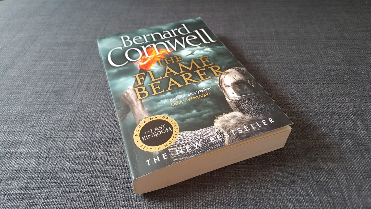 Rezension – The Flame Bearer von Bernard Cornwell