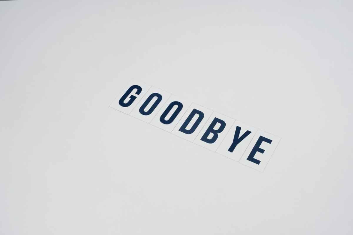 Abschiedsgedicht für eineKollegin